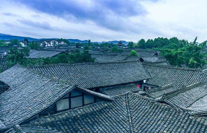 四川阆中古城旅游-古建筑景点推荐