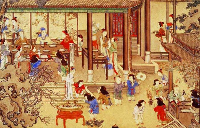 中国装饰纹样:古代过年寓意吉祥的有哪些图案?