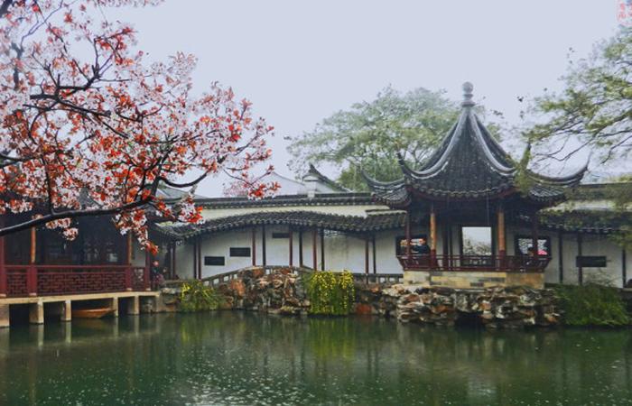 2020年冬季旅游-中国十大古典园林推荐
