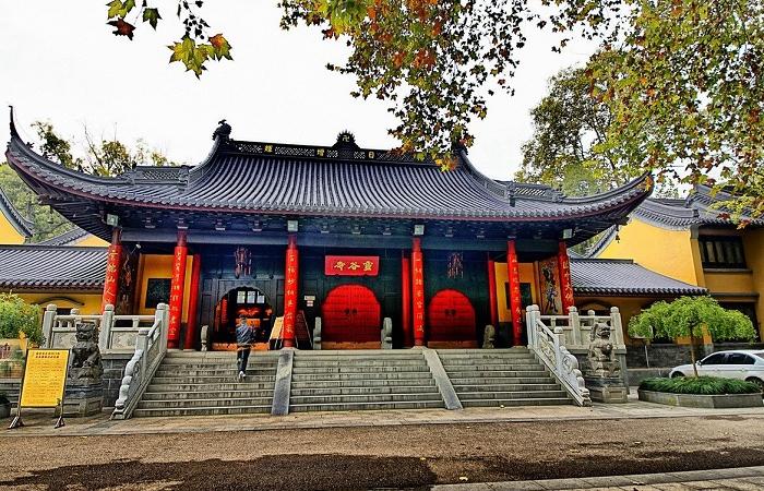 南京灵谷寺——明代佛教三大寺院之一