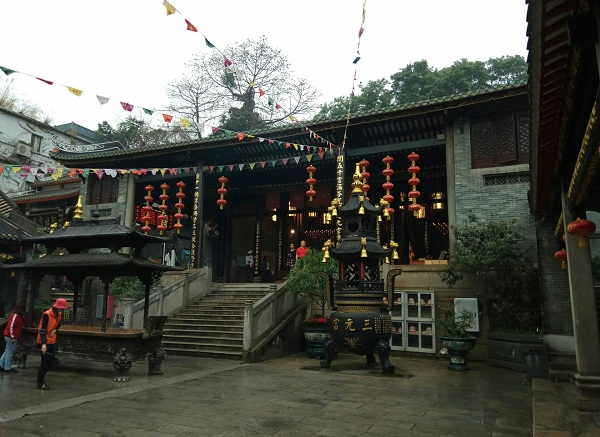 广州三元宫