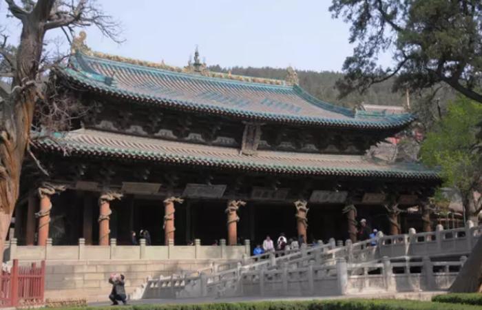 2020年山西旅游-古建筑景点推荐