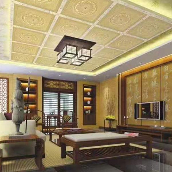 彩绘吊顶制作_彩绘吊顶厂家_彩绘吊顶价格--北京万藤文化艺术有限公司