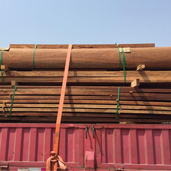 菠萝格凉亭古建厂家 寺庙六角亭子材料定制加工印尼菠萝格-- 上海三根实业有限公司