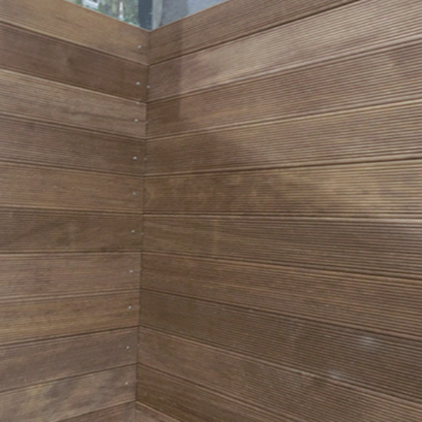 印尼菠萝格防滑槽地板 菠萝格扣板(元/立方米)-- 上海蓝成木业有限公司
