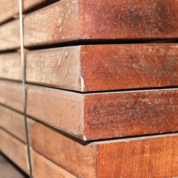 印尼菠萝格 耐腐蚀高强度印尼菠萝格 菠萝格板材加工-- 上海中木防腐科技发展有限公司