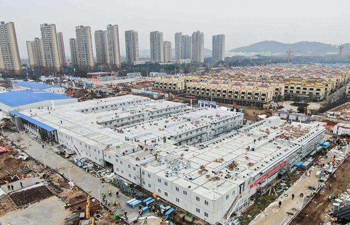 疫情下的中国速度——装配式建筑