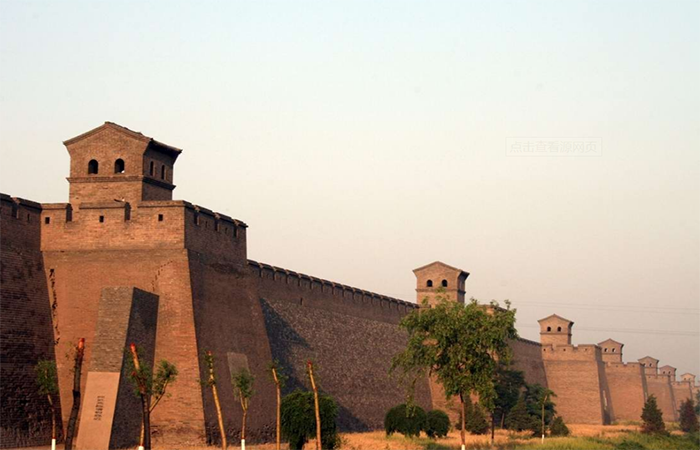 中国古代建筑中的墙文化