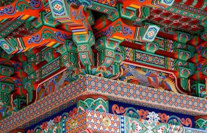 中国建筑的独特语言——斗拱
