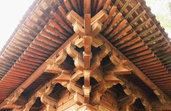 古建筑斗拱