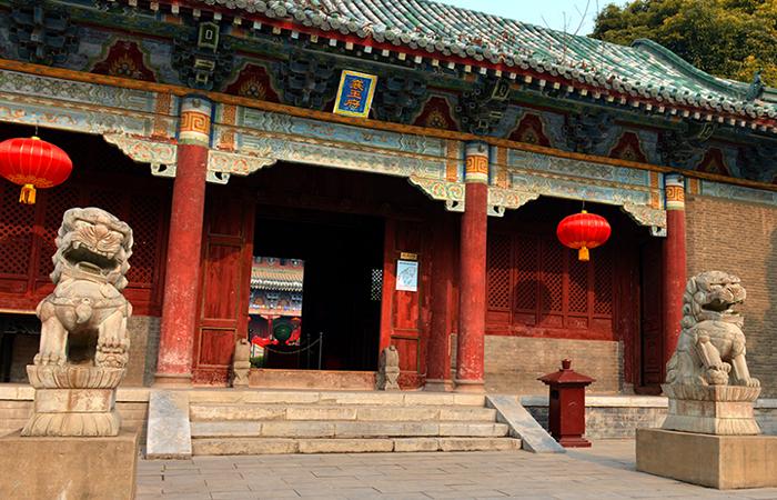 易经对中国古建筑文化有哪些影响?