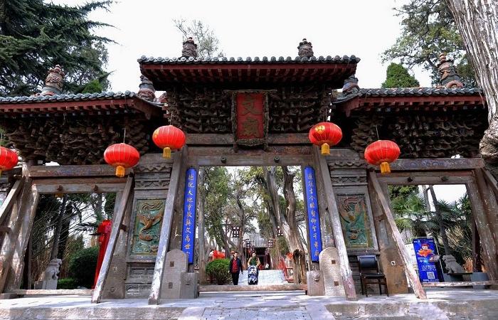 韩城文庙——陕西保存最完整、规模最大的文庙建筑