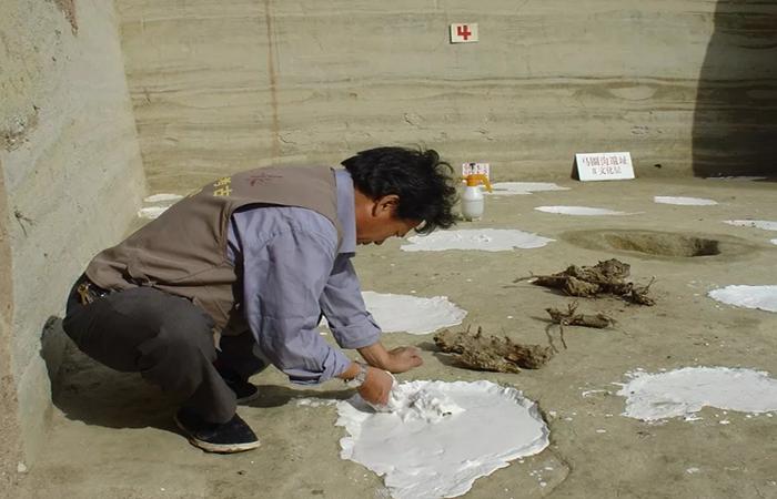 考古人物记:择一事,忠一生——考古技工白日有