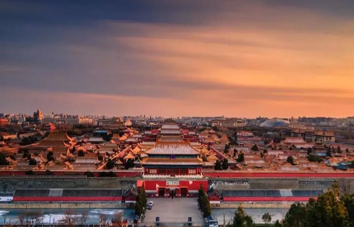 中国古代皇家宫殿建筑的规划设计