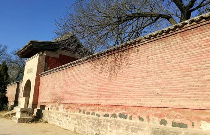 记寺院变迁——山西忻州金洞寺