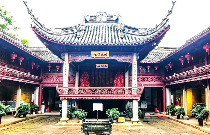 宁波庆安会馆 中国七大会馆之一