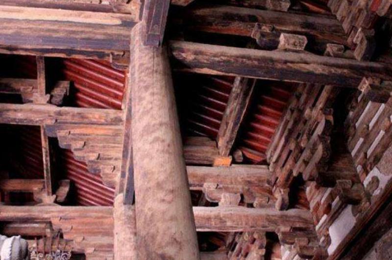 中国传统建筑结构