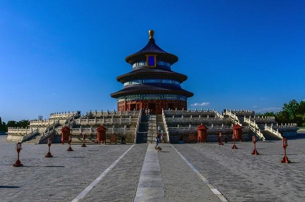 中国古建筑·北京天坛