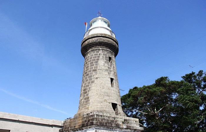 湛江硇洲灯塔 世界著名三大灯塔之一
