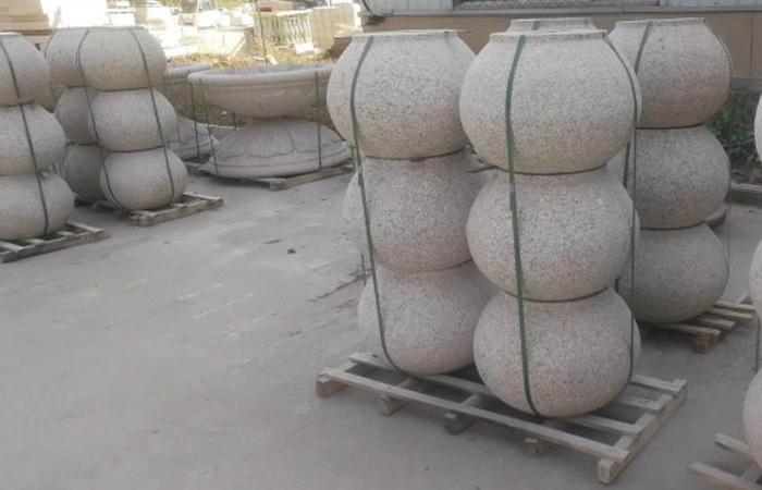 儒风石业--加班加点赶货中