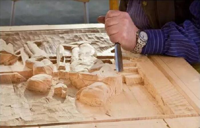 初学者雕刻手工小木雕教程详解