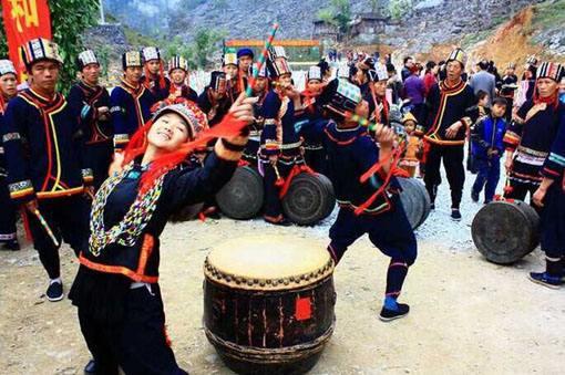 壮族的传统节日·铜鼓节