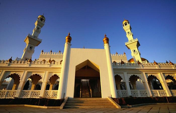 浅谈回族清真寺的建筑文化