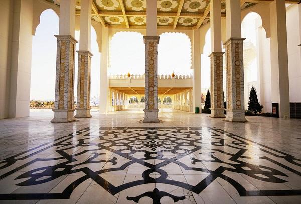 回族清真寺大殿