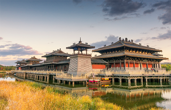 建筑风水文化——中国传统建筑所独有的艺术
