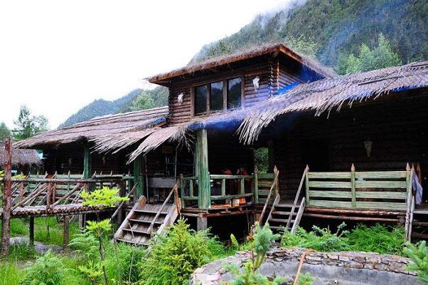珞巴族传统建筑
