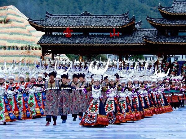 苗族传统节日·苗年