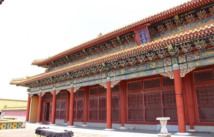 坤寧宮——中軸線上唯一的滿族建筑