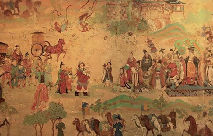 """唐朝故事——中国历史的""""黄金时代"""""""