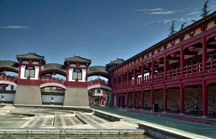 解說漢代建筑空間形制分析