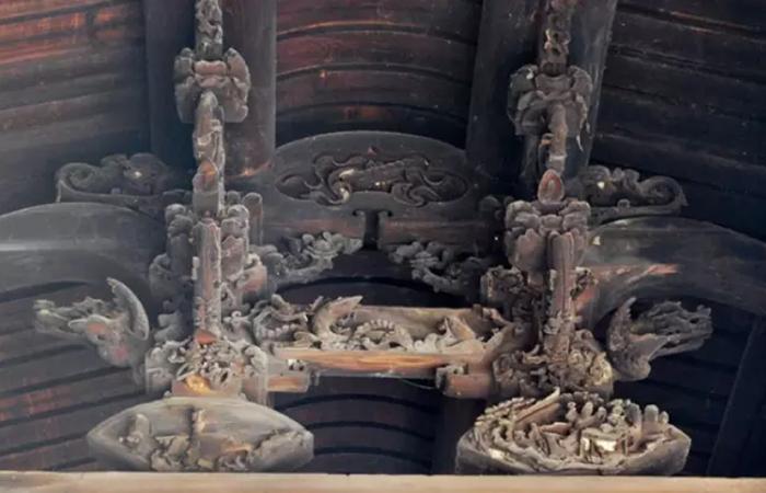 中国南北方古建筑营造工艺有哪些不同之处?