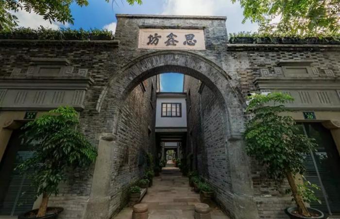 九大石库门建筑——最具杭州特色民居