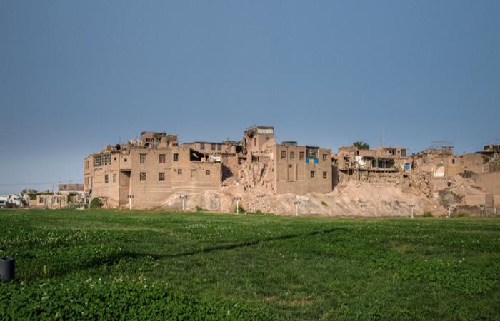 新疆喀什高台民居——维吾尔族特色传统建筑