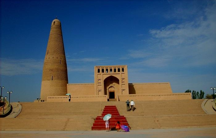 苏公塔:维吾尔族建筑史奇葩