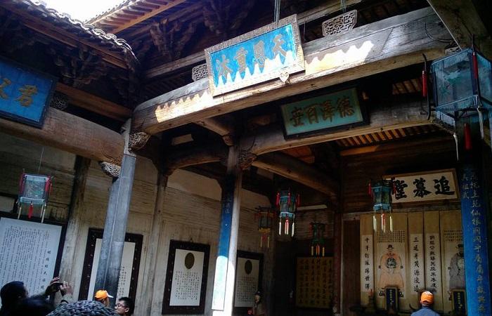 揭秘中国古代房子的那些事儿