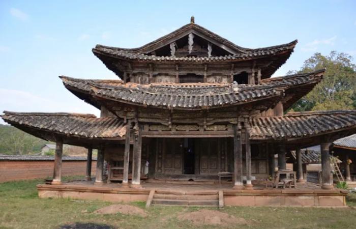 中国古建筑木基层加固与维修工艺总结
