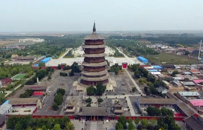 中国传统建筑高度有什么讲究?