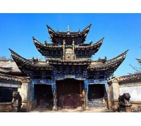 普洱古建筑-普洱古建筑设计-普洱仿古建筑公司