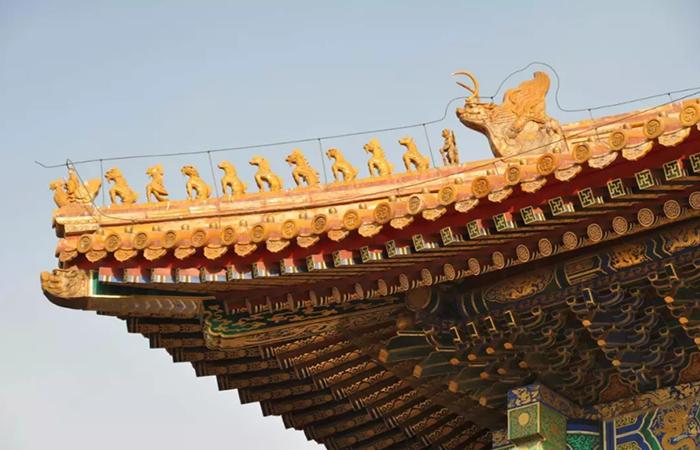 故宫古建筑的力与美——历史建筑的保护与修复