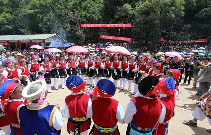 细说白族的传统节日风俗有哪些