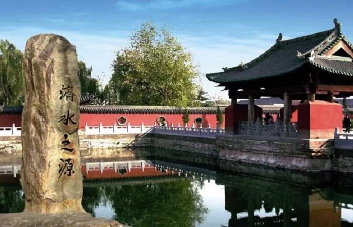 济源济渎庙 我国古四渎唯一一处保存最完整的水神庙