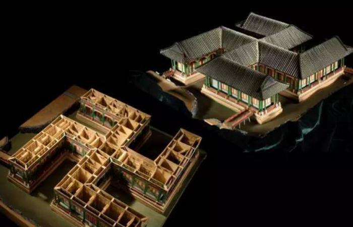 中国传统木结构:古建筑设计之初阶段的烫样