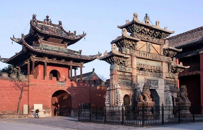山西省古建筑与彩塑壁画保护研究院成立