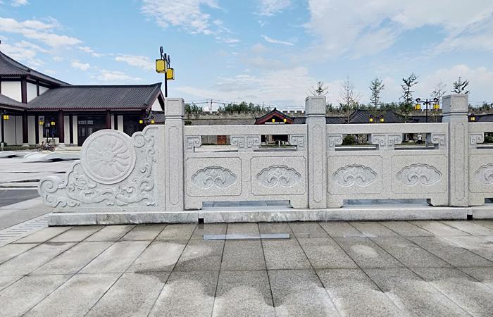 案例-石栏杆、须弥座、石条凳、柱础