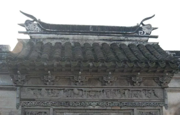 中国古建筑小式建筑砖瓦构件有哪些?