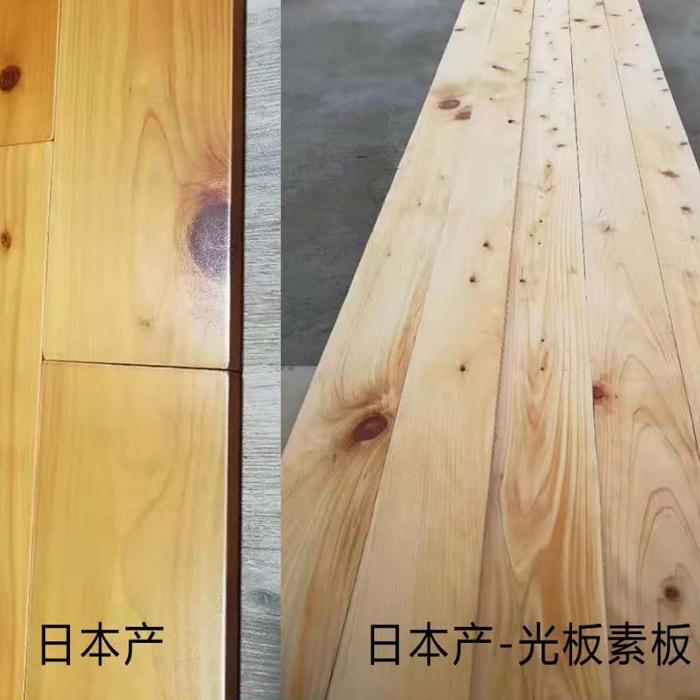 日本木板_室内地板价格_扣板厂家直销_批发香柏木拼板--广州居生然装饰建材有限公司